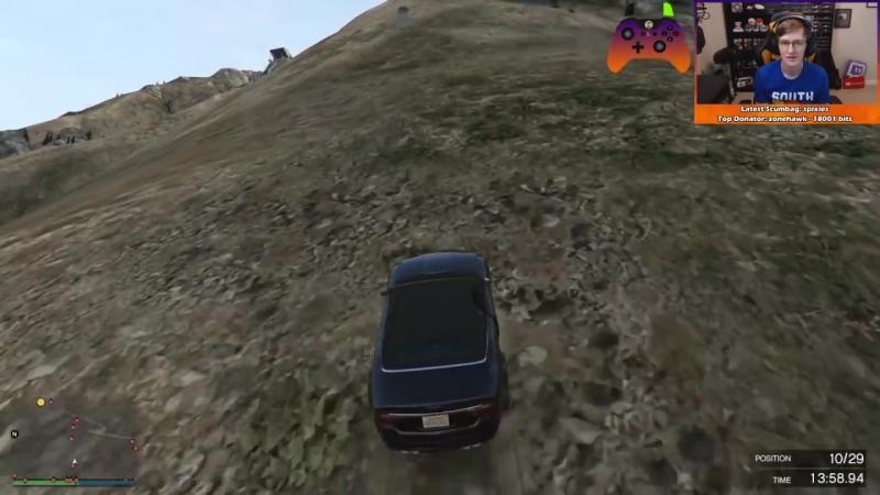 [Broughy's Random Bits Let's Plays] Slim Pickings (GTA Online) [Gfred]