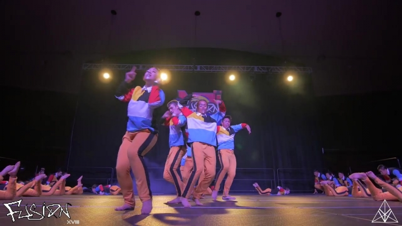 [2nd Place] Common Ground _ Fusion XVIII 2018 [@VIBRVNCY Front Row 4K] | Danceproject.info