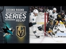 Vegas continues dream season with Western Conference Final berth