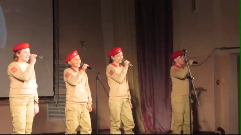 концерт ТЦ Наследники Победы в г. Пенза (микр. Ахуны)