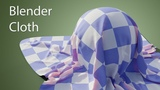 CGC Classic: Intro to Blender Cloth Simulation (Blender 2.6)