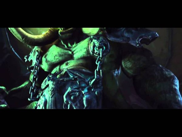 Warcraft III: Reigh of Chaos - Гибель Задиры (1080p remastered)