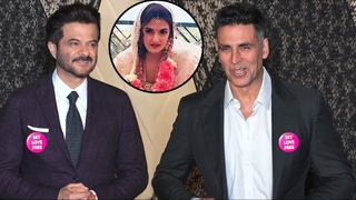 LIVE - Producer Mukesh Bhatt Daughter Sakshi Bhatt Wedding Reception | Akshay Kumar & Anil Kapoor