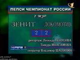 8-й тур. Зенит 2-2 Локомотив