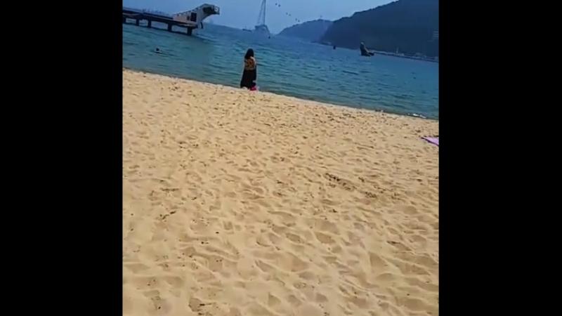 пляж сондо