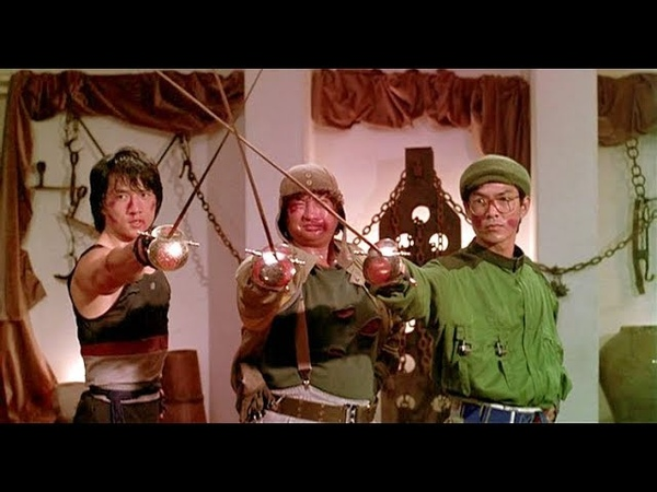 Full Action/Martial Arts Film ll Jackie Chan, Sammo Hung, Yuen Biao ll Action Packed Movies