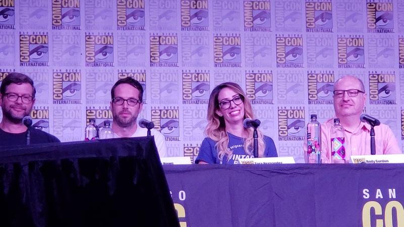 Big Bang Theory panel. SDCC- 7.20.2018(3)