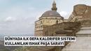 Yapımı 99 yıl süren dünyanın ilk kalorifer sistemli Osmanlı sarayı