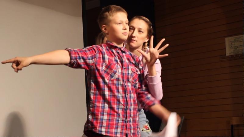 Гранд ПИОНЕР_1 смена 2018_видео о подготовке к спектаклю