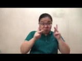 Announce you all about the new title of our group &amp deaf group Philippine Deaf Community Vlog 2
