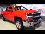 2018 Chevrolet Silverado 1500 LT - Exterior and Interior Walkaround - 2017 LA Auto Show