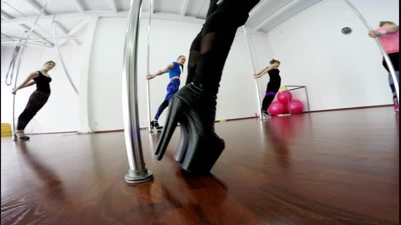 Exotic Pole dance в Подгебесье