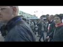 Митинг 16 сентября 2018 года в сквере Свердлова Санкт-Петербурга