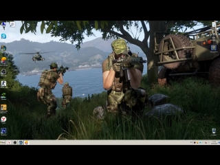 Сервер ArmA 3 Exclusive Island | RP - Game