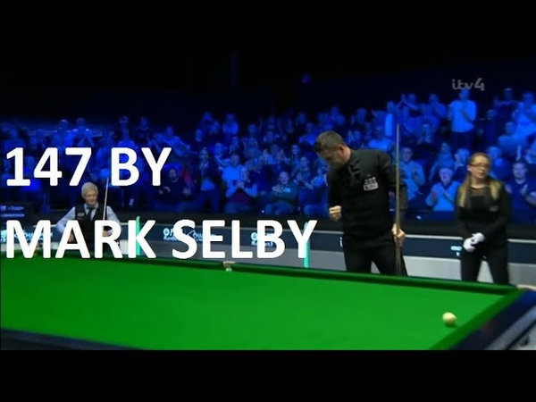 MAXIMUM 147 Break by Mark Selby 8 November 2018 Champion of Champions