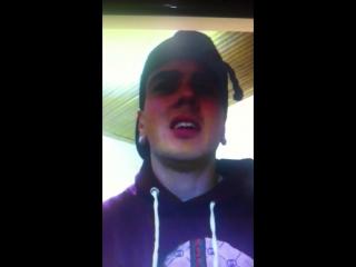 Meu amigo Gabriel em seu primeiro video