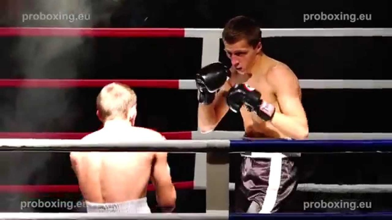 Konstantin Legeza (LIT) VS Aleksandrs Skreivers (LAT) The War 06.03.2015