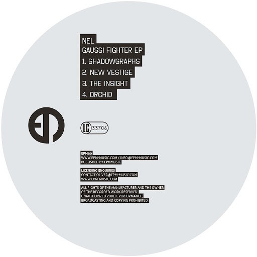Nel альбом Gaussi Fighter EP