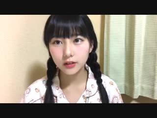 181017 Showroom - HKT48 Team H Tanaka Miku 1714