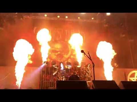 Godsmack - Highway To Hell I Stand Alone Rock USA 2018 Oshkosh Wisconsin