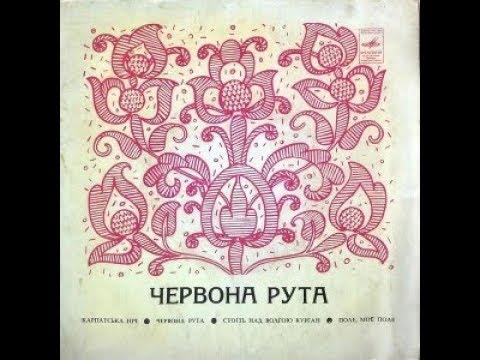 Виктор Андросов ВИА Корабелы Червона рута