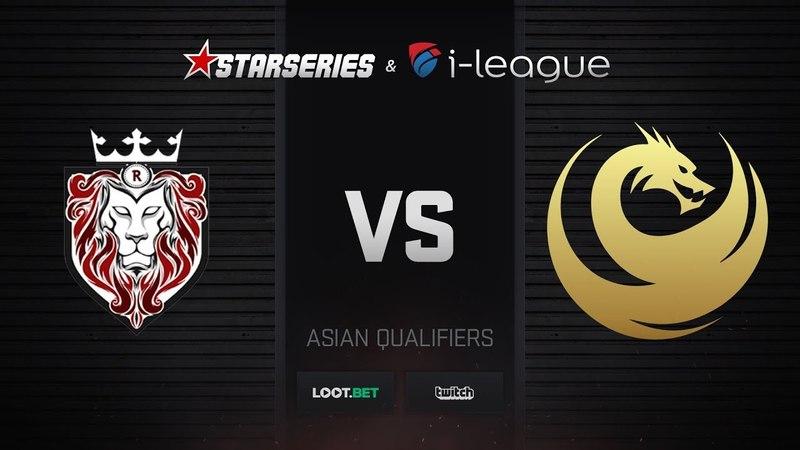 ROAR vs Recca, map 2 cache, StarSeries i-League S5 Asian Qualifier