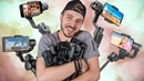 ВЫБИРАЮ СЕБЕ СТАБИЛИЗАТОР | DJI Osmo 2 vs Moza Mini-Mi vs Zhiyun Smooth 4 vs Vimble 2