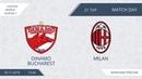 AFL18. United World. League 1. Day 21. Dinamo Bucharest - Milan