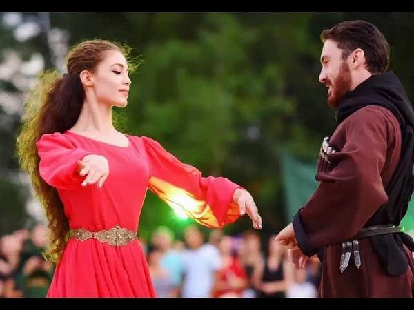 Betal Ivanov - Circassian Qafa music (Иуанхэ я Къафэ - Бетал Иванов)