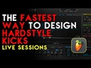 The Fastest Way To Design Hardstyle Kicks Live Sessions 04