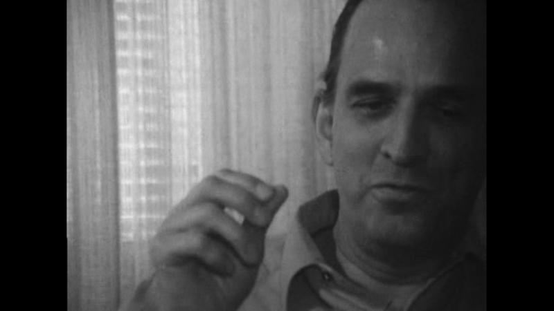An Ingmar Bergman Interview from Man Alive 1970