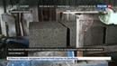 Новости на Россия 24 • На Сахалине древесину низкого качества перерабатывают на прочные экоблоки