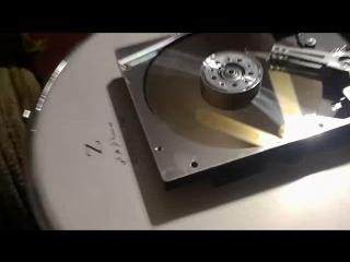 HDD Music #1 (воспроизведение через катушку)