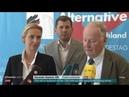 AfD - Alexander Gauland Alice Weidel: Wir sehen Neuwahlen gelassen entgegen