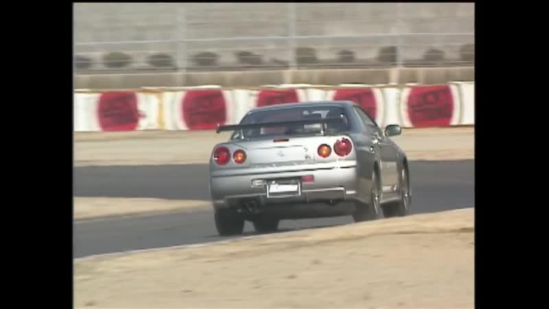 高速コーナリング勝負 SUGO BATTLE Part 1 国産最速車決戦!!【Best MOTORing】2001