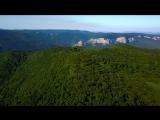 Крымские горы. Гора Бойко. Район села Соколиное.