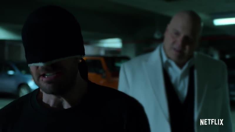 «Сорвиголова»: 3 сезон — фичуретка «Возвращение Уилсона Фиска»
