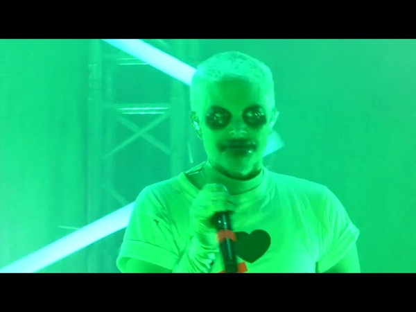 Fever Ray - Live @ Moscow 10.06.2018