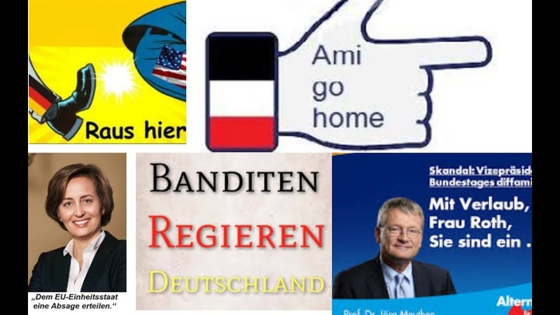 AfD Siegeszug Unsere Heimat Nun kommt die Verfassung