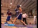 В Гусеве проходят соревнования по боксу среди школьников