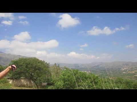 Критские горы, лучше которых могут быть только горы...