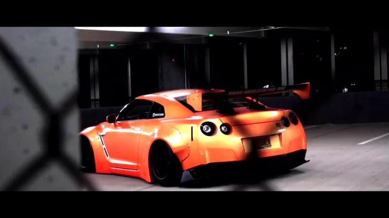 Nissan GT-R ' Night Lovell - Dark Light