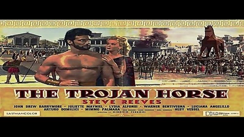 Razboiul Troiei - La Guerra de Troya - La guerra di Troia - The Trojan Horse (1961) Sp