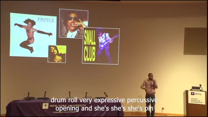Lovesexy Symposium: Live Panel - Arthur Turnbull (The Music Snobs Podcast)
