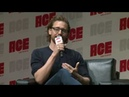 Tom Hiddleston and Elizabeth Olsen Panel