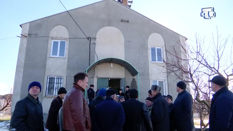 Жители микрорайона маршала Жукова обратились в Муфтият Крыма с просьбой поменять местного имама
