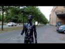 Щенок потерялся в Хельсинки