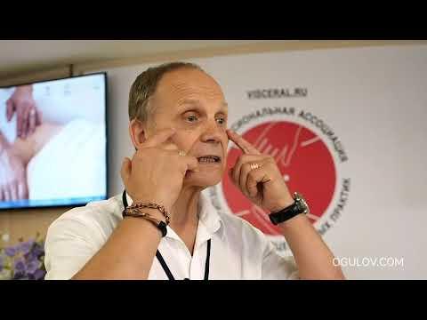 Выступление Огулова А.Т. на Дне здоровья в Учебном центре Предтеча.