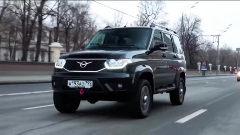 Гордость автопрома России...