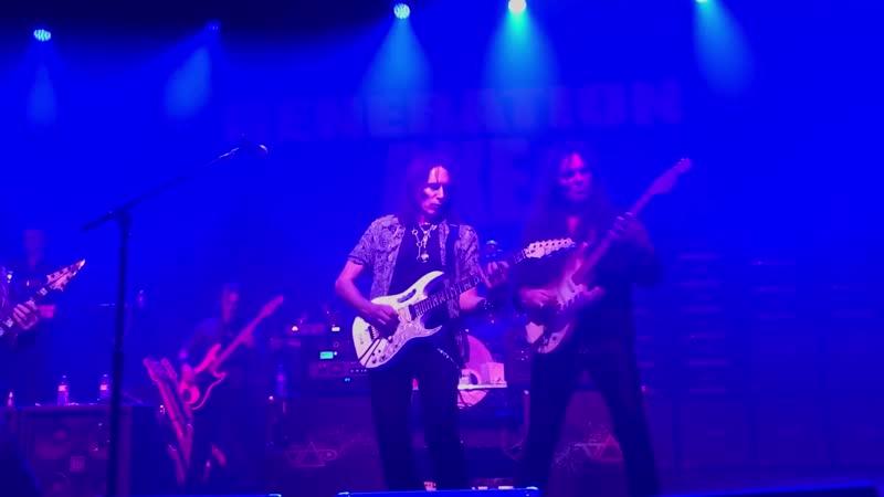 Steve Vai, Zakk Wylde, Yngwie Malmsteen, Nuno Bettencourt, Tosin Abasi - Bohemian Rhapsody (live 2018)